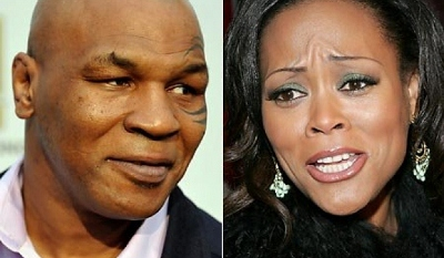 Mike Tyson dhe Robin Givens