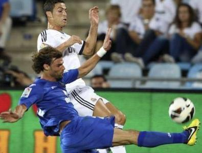 Real Madrid humb nga Getafe me 2-1