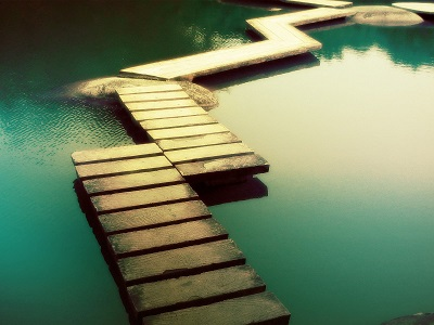 Foto: The path of reflection