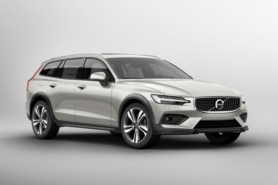 Photo of Zbulohet Volvo V60 Cross Country i ri